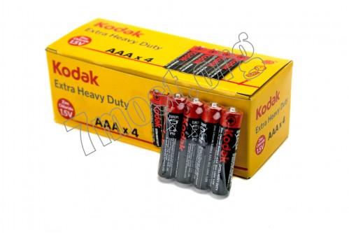 Батарейка R03 Kodak в коробке 60шт (2400/60)