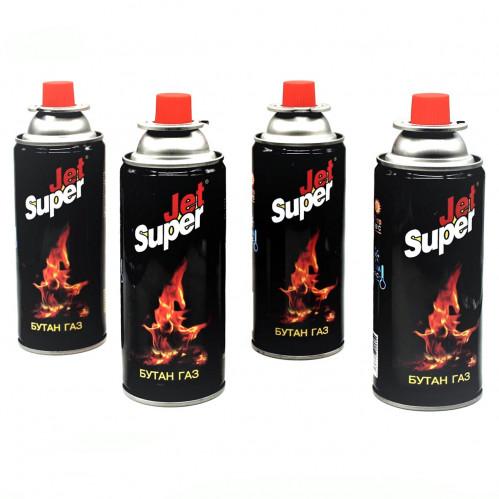 """Газ для плит и горелок 220гр. """"Jet Super"""" (24/12)"""