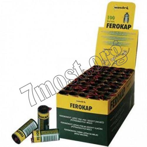 Липкая лента FEROKAP от моли (1000/100)