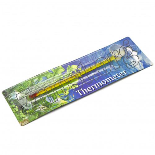 Термометр №TS-1 в вод. с липуч. тонкий на листе (600)