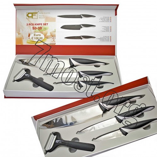 Набор №S3-4B ножей (24)