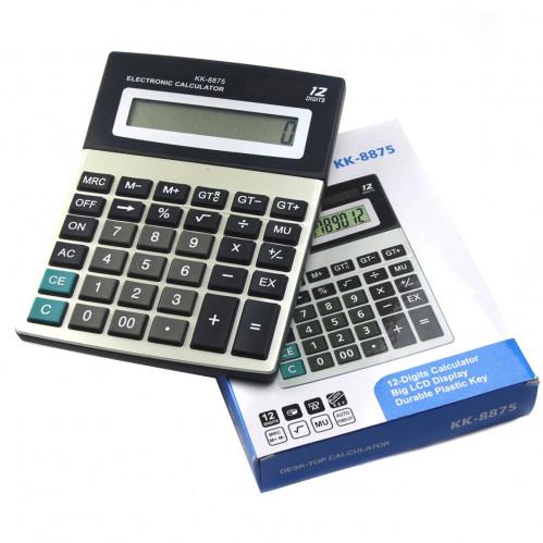 Калькулятор №8875 (№KK-8875) 12цифр (90)
