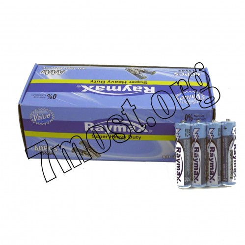 Батарейка Raymax R03 UM4 AAA 1.5V (2400)