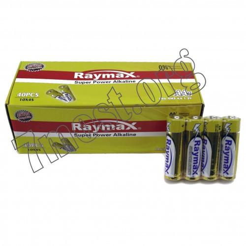 Батарейка Raymax LR6 AM3 AA 1.5V shrink /2pcs (1000)