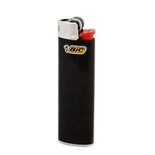 Зажигалка BIG кремн. чёрная (600)