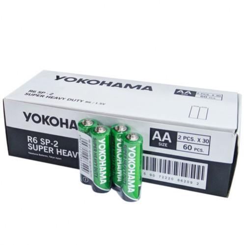 Батарейка R3 Yokohama кор.4 60шт в пач. (1200)