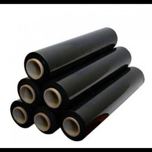 Стрейч-плёнка чёрная 17*500*415*2900 (6)