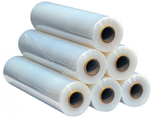 Стрейч-плёнка белая 17*500*415 (4)