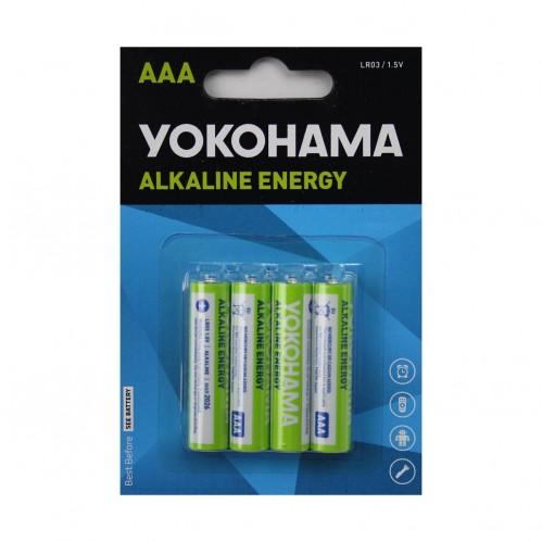Батарейка LR3/BL-4 Yokohama блистер (384)