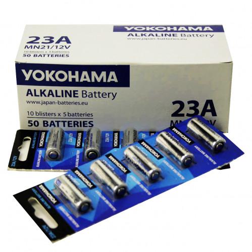 Батарейка №23А Yokohama 5шт на блистере (50)