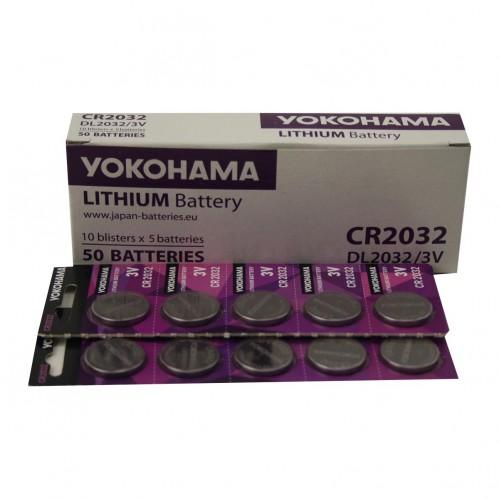 Батарейка №LR2032 Yokohama (50)