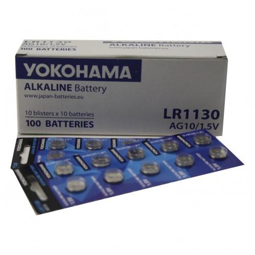 Батарейка №LR1130 Yokohama (100)