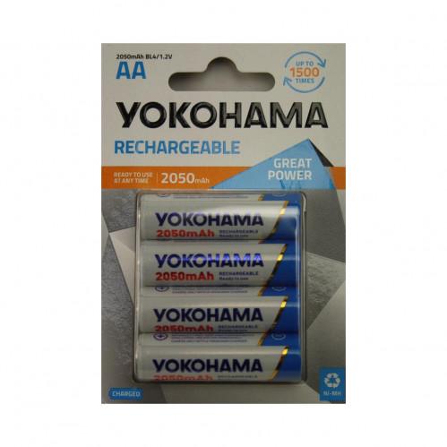 Аккумулятор LR6-BL-4 2050 Yokohama (40)