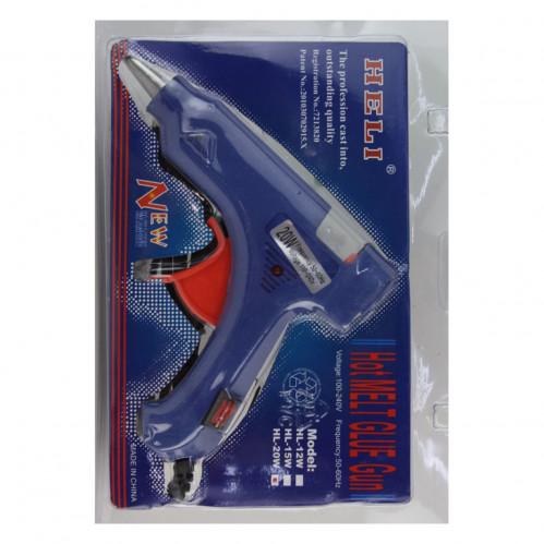 Пистолет HG-20 для клея мал. 20W с вкл. на листе (96)