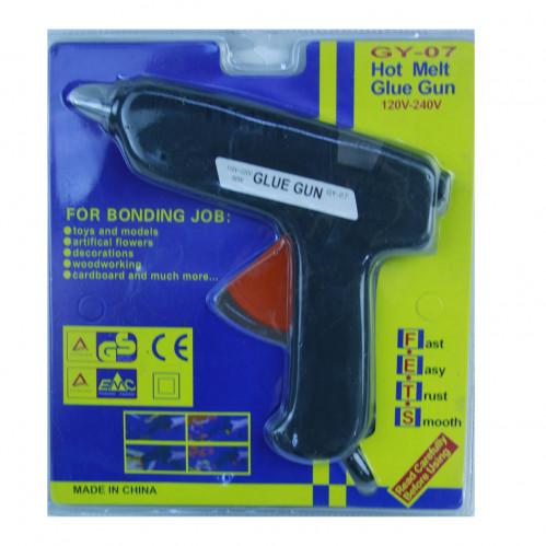 Пистолет №60В-1 для сухого клея металопл. бол. 60В (60)