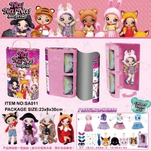 Игрушка №SA011 Кукла-сюрприз