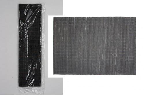 Коврики №S-3040 бамбук в целлофане (30*40)см (300)
