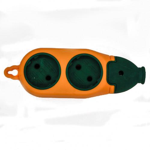 Колодка №А1461-1 строительная 2стор. 2я (100)