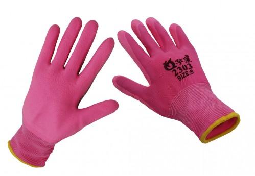 Перчатки №А276 нейлон пена (840)