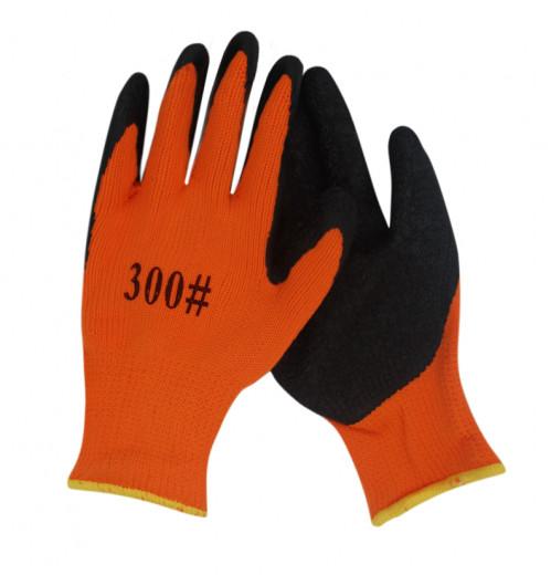 Перчатки зимние пена 75гр. №300-1 12пар в уп. (360)