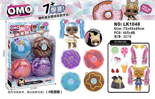 Игрушка №LK1048 Кукла
