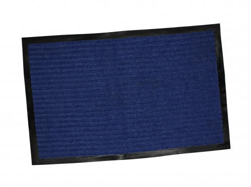 Коврики №3858-5 полиэт. резин. (35*58)см 5цв линий полос. (50)