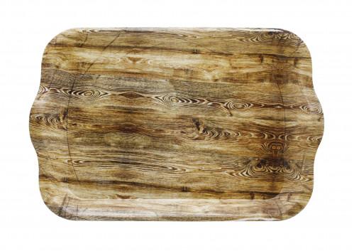 Разнос №38198 пл. овал. с рис.  (39,5*25,5*3,5)см (60)