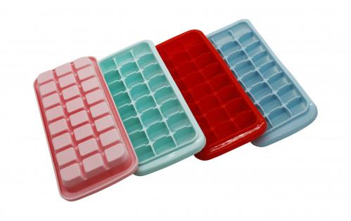 Форма №RX-5002А для льда силик. без крышки пл. в кл. 3цв 24разд. (100)