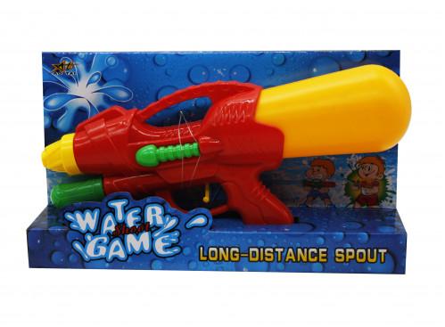 Игрушка №M373-1 водяной пистолет (29*14*6)см  (96)