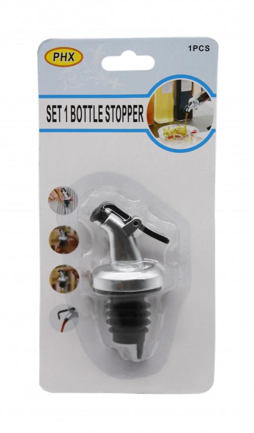 Выливатель (дозатор) №ЕХ5571 для бутылки пл. 1шт на листе (240)